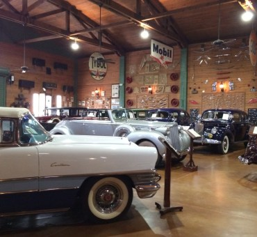 Largest Collection of Packard Motor Cars