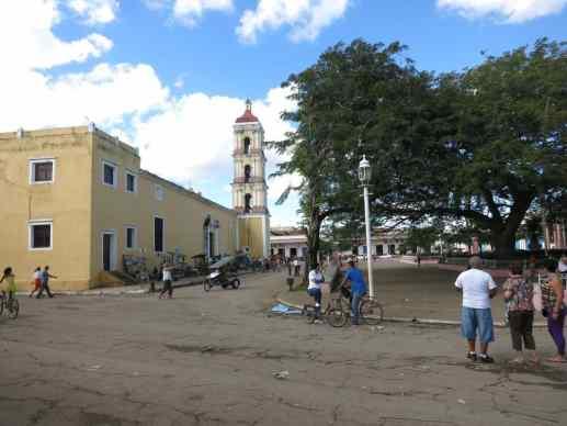 Town of Remedios, Cuba