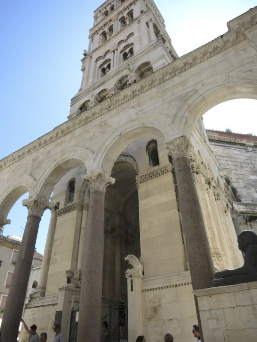 Bell Tower of the Cathedral of Saint Domnius, Split