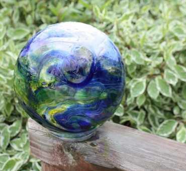 Glassblowing in Skagway