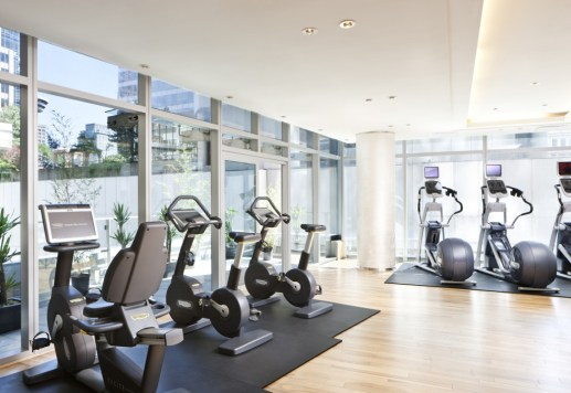 Rosewood Hotel Georgia - Fitness Center