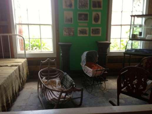 Hemingway's Kids Bedroom, Key West