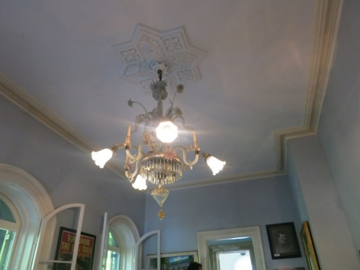 Dining Room Chandelier, Ernest Hemingway's House, Key West
