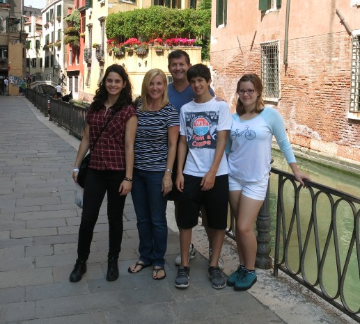 Exploring Venice before our Royal Caribbean Mediterranean Cruise