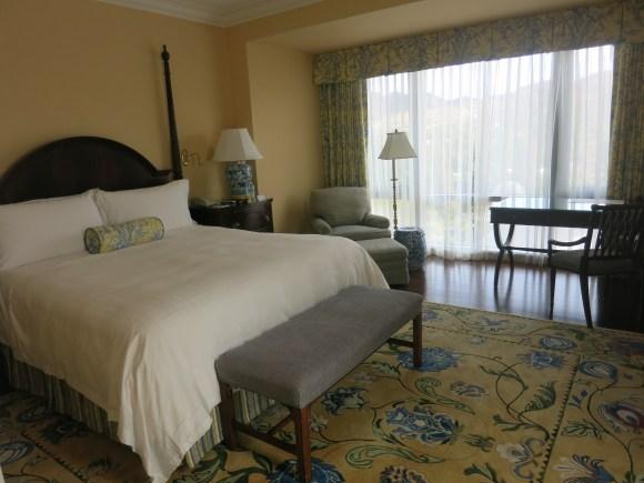 Four Seasons Hotel Westlake Village - Deluxe One Bedroom Suite