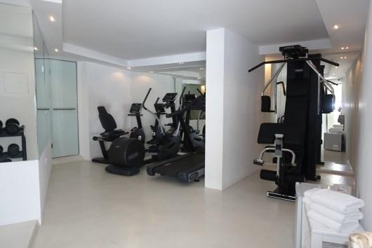 Canaves Oia Fitness Center, Santorini Greece