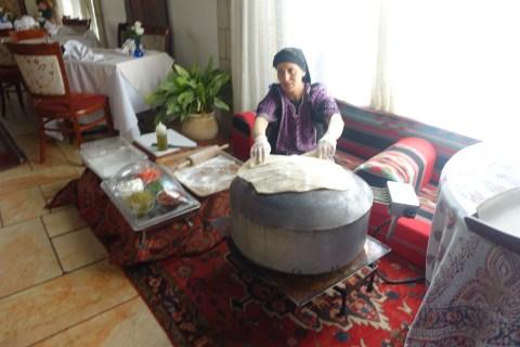 American Colony Hotel - Arabesque Buffet Breakfast