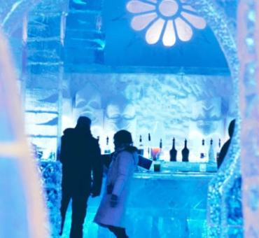 World's Top 10 Coolest Ice Hotels