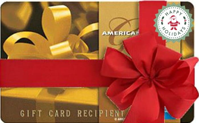 Holiday Giveaway!! Win A $100 American Express Gift Card