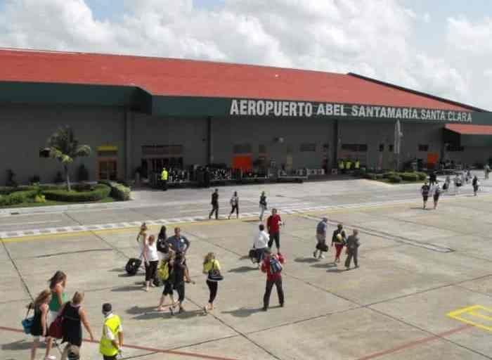 Flight to Santa Clara from Miami, Santa Clara Airport – Cuba