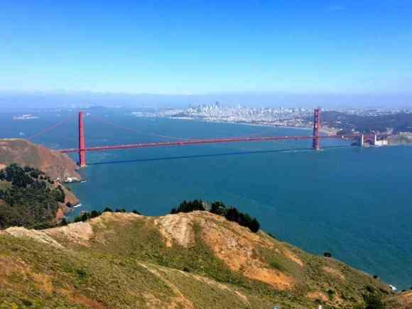 Marin Headlands, San Francisco
