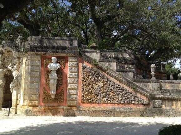 Vizcaya Gardens Masonry,  Miami