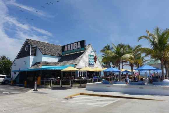 Aruba Beach Cafe, Lauderdale By the Sea