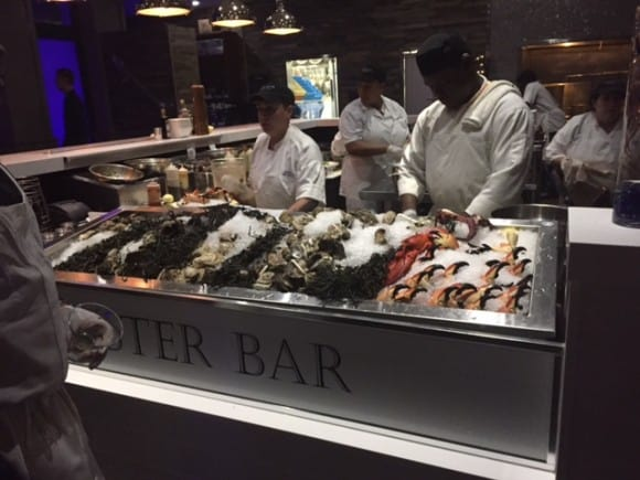 Oster Bar at Blue Moon Fish Company, Fort Lauderdale