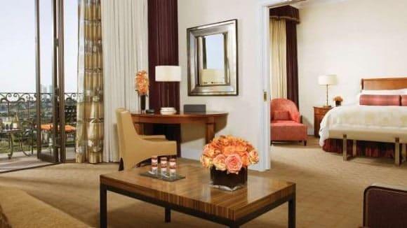 Beverly Wilshire - One Bedroom Deluxe Beverly Suite