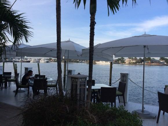 The Secret Garden Restaurant, The Pillars Hotel, Fort Lauderdale