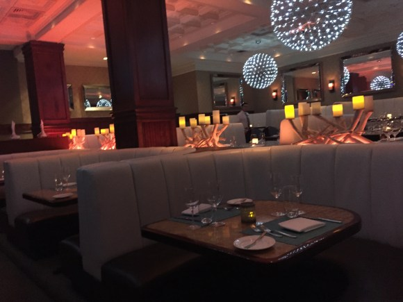 Ocean2000 Restaurant Indoor Seating, Pelican Grand Beach Resort, Fort Lauderdale