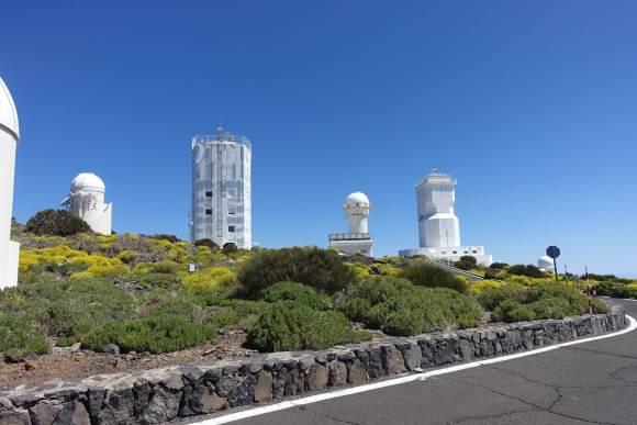 Teide Observatory - Teide National Park - Tenerife