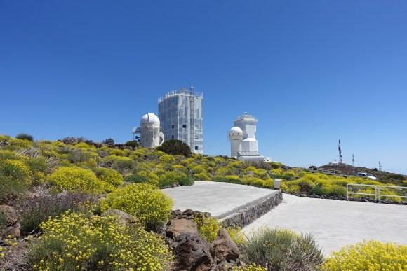 Teide Observatory's Solar Telescopes - Tenerife