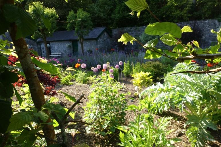 Ashford Castle Gardens, Ireland