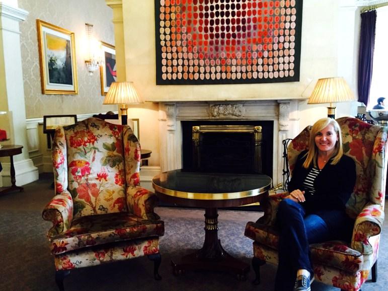 The Shelbourne Dublin, A Renaissance Hotel - Lord Mayor Lounge