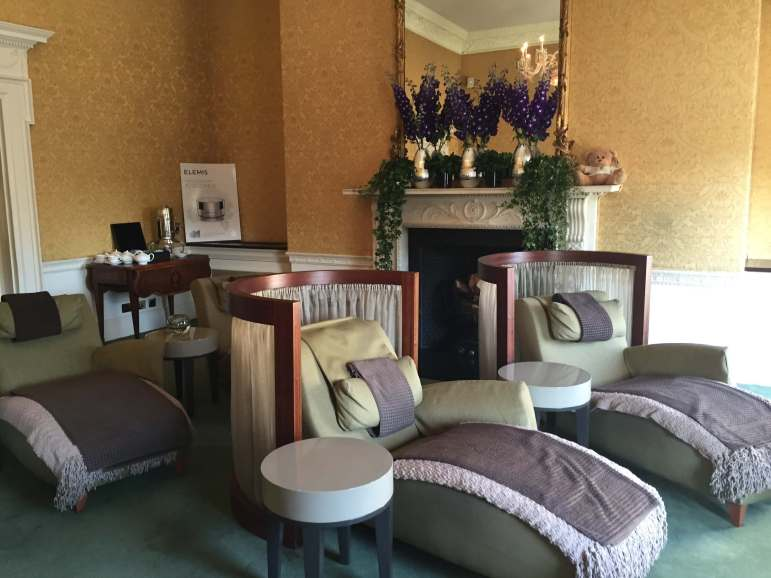 The Shelbourne Dublin - Spa Relaxation Area