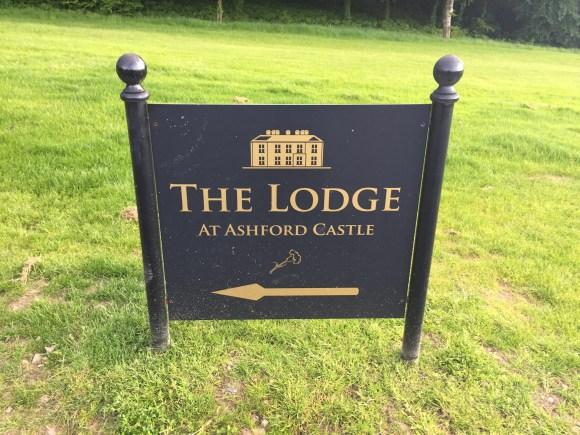 The Lodge at Ashford Castle, Cong, Ireland