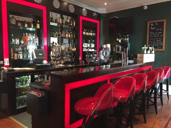 Quay Bar - The Lodge at Ashford Castle