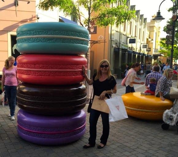 Shopping at Las Rozas Village - Madrid