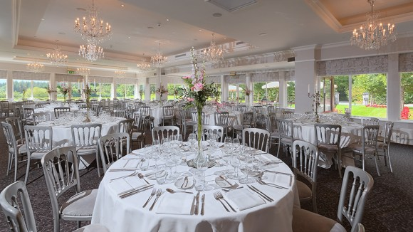 The Harbour Room at The Lodge of Ashford Castle