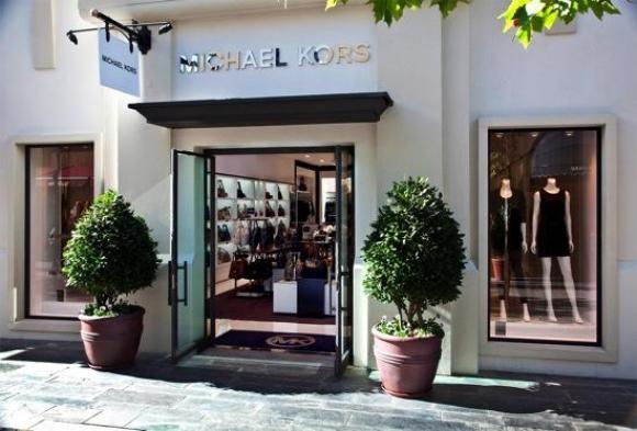 Las Rojas Village Madrid - Michael Kors Store