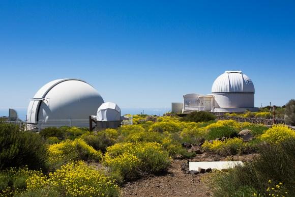 Teide Observatory Telescope - Tenerife