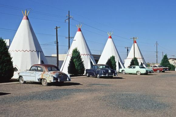 Wigwam Motel.. Holbrook AZ (courtesy of Wigwam Motel)
