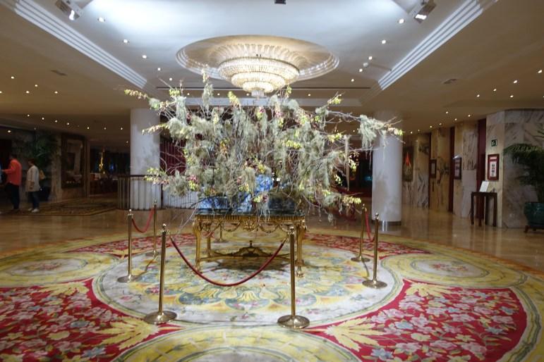 Hotel Bptanico Lobby