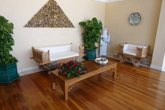 The Oriental Spa Garden Reception Area, Puerto de La Cruz