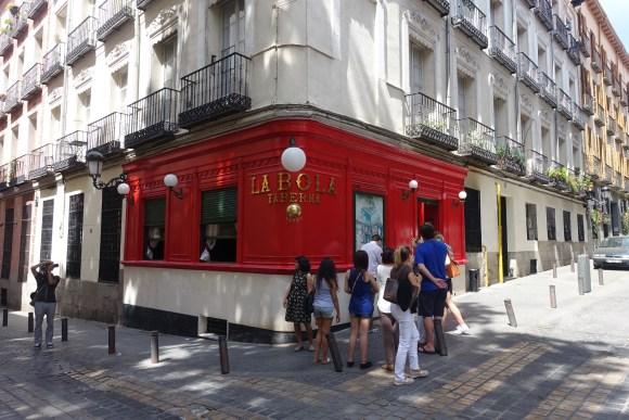 Madrid Food Tour - La Bola Tavern