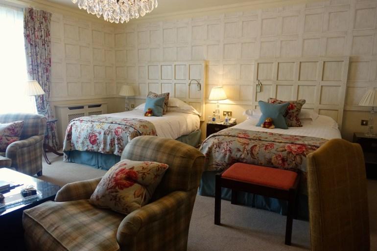 Dromoland Castle - Executive Deluxe Room