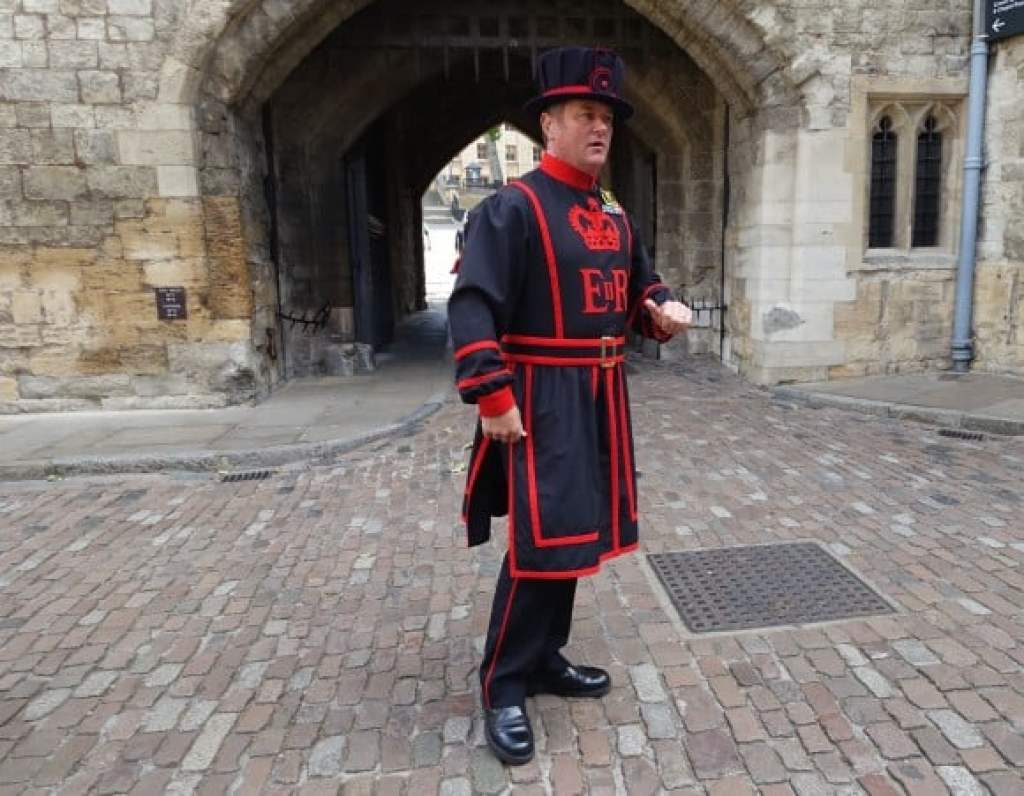 Yeoman Warders of Her Majesty's Royal Palace, Tower of London