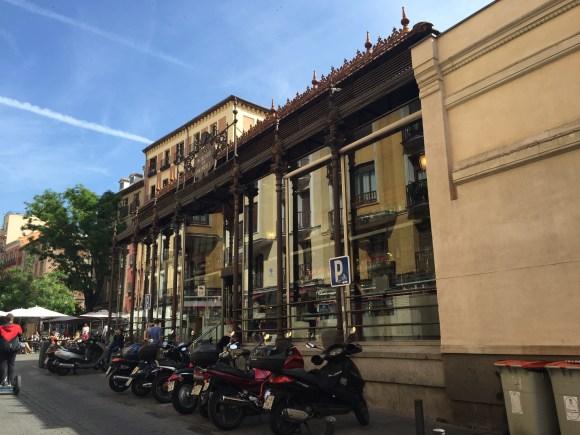 Madrid Food Tour - San Miguel Market