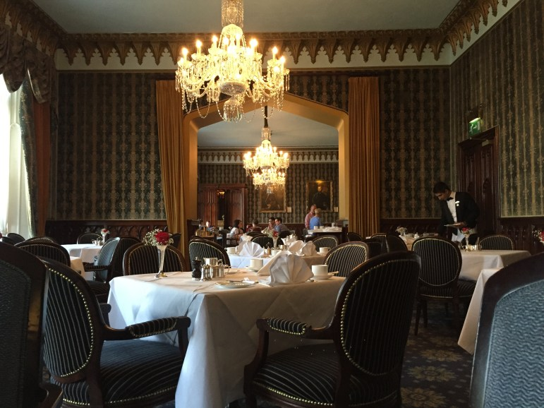 Dromoland Castle - Earl of Thomond Restaurant