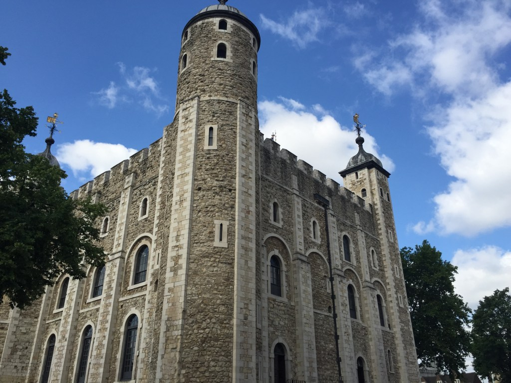 White Tower - At the heart of the Tower of London is the oldest part of the Tower, built to strike fear and submission into the unruly citizens of London