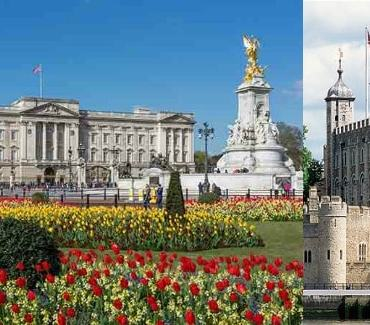 Best Tours of London:  City Wonders