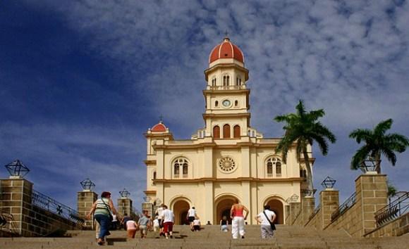 El Cobre Cathedral in Santiago, Cuba (Photo Credits: Lankino Cuba Junky)