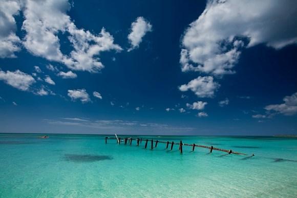 Ancon Beach is a few kilometers from the city of Trinidad, Cuba (Photo Credit: Mariusz Borowski)
