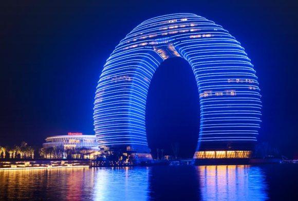 Sheraton Huzhou Hot Spring Resort - Huzhou, China (photo credit: Sheraton Hotels)