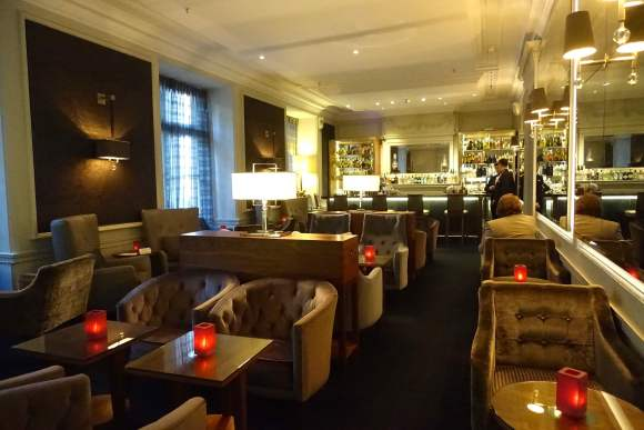 The Landmark London Hotel. The Mirror Bar