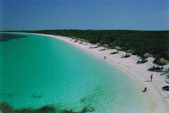 Las Brujas Key Beach (Photo Credit: Mark Moxon)
