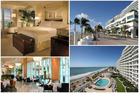 The Ritz-Carlton Hotel (images courtesy of The Ritz-Carlton)