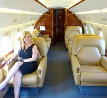 Flying on a Private Jet with PrivateFly