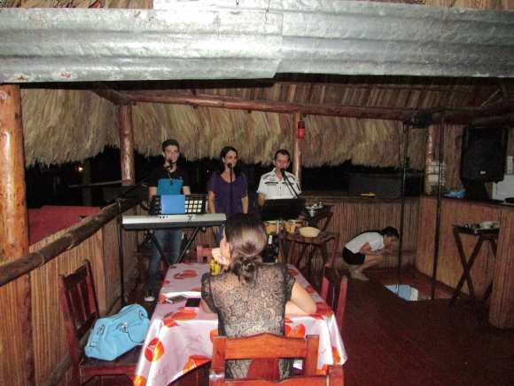 Live Music at El Ranchon Restaurant in Placetas